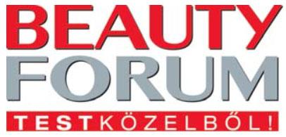 Beauty forum Beauty kiállítás